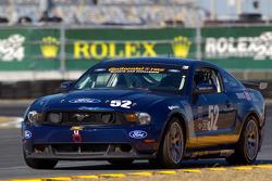 #52 Rehagen Racing Mustang Boss 302R: Dean Martin, Bret Seafuse