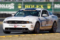 #50 Finlay Motorsports Mustang Boss 302R: Steve Cameron, Rob Finlay