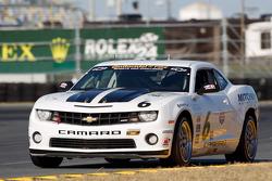 #6 Mitchum Motorsports Camaro GS.R: Jeff Bucknum, Robert Stout