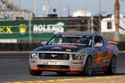 #68 Capaldi Racing Ford Mustang GT: Tony Buffomante, Kyle Gimple