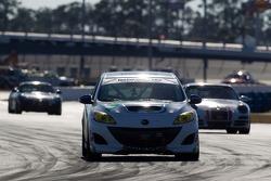 #28 Freedom Autosport Mazda Speed 3: Nick Igdalsky, Bruce Ledoux