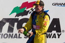 GS victory lane: race winner Matt Plumb