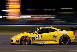 #56 Bennett Racing Ferrari 430 Challenge: Jonathan Allen, Michael Davidson, Jean-François Dumoulin, Glynn Geddie, Mike Skeen