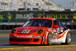 #65 Chris Smith Racing Porsche GT3: Shane Lewis, Mitch Pagerey, Thomas Sheehan, William Sweedler