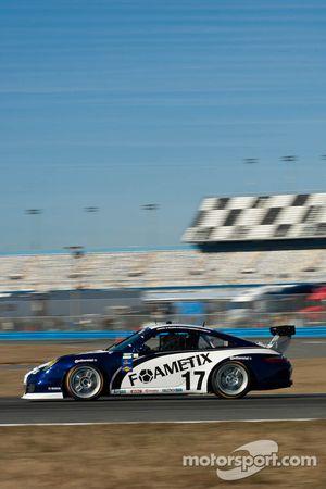 #17 Burtin Racing Porsche GT3: Nicolas Armindo, Jack Baldwin, Claudio Burtin, Martin Ragginger, Nick