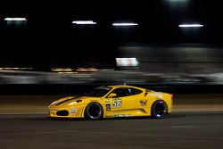 #56 Bennett Racing Ferrari 430 Challenge: Jonathan Allen, Michael Davidson, Jean-François Dumoulin,