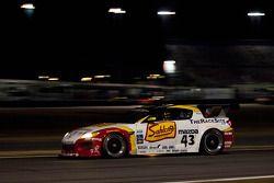 #43 Team Sahlen Mazda RX-8: Memo Gidley, Joe Nonnamaker, Wayne Nonnamaker, Will Nonnamaker, Joe Sahl