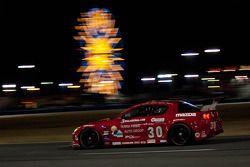 #30 Racers Edge Motorsports Mazda RX-8: Jade Buford, Gary Jensen, Mark Jensen, Michael Marsal, Scott Rettich