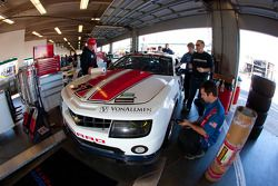 Stevenson Motorsports team