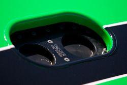 TRG/Black Swan Racing/GMG Racing Porsche GT3