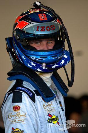 Driver change practice at Level 5 Motorsports: Ryan Hunter-Reay