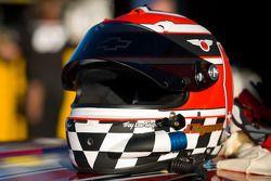 Helmet of Jan Magnussen