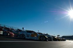 GT cars photoshoot