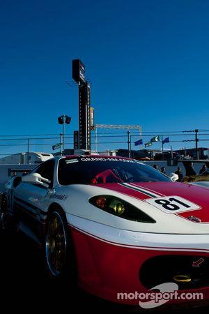#81 DragonSpeed Ferrari 430 Challenge