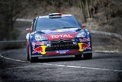 The new Citroën DS3 WRC