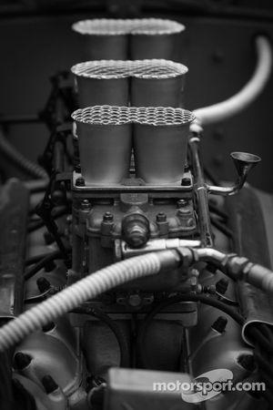 Ferrari 250MM Spyder engine