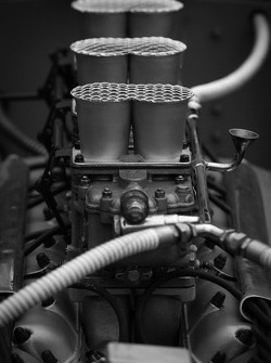 Ferrari 250MM Spyder engine