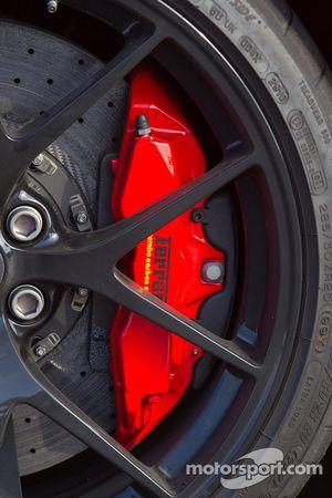 Ferrari 599 GTO remmen