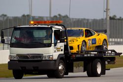 Ferrari F430 Challenge op truck