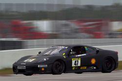 Ferrari F430 Challenge: Darren Crystal