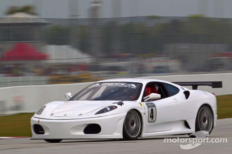 Ferrari F430 Challenge At Cavallino Classic