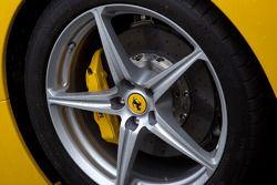 Detail: Ferrari 458 Italia