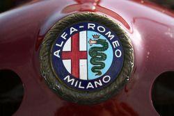 Pre-war Alfa Romeo detail