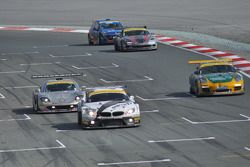 Laatste ronde #76 Need for Speed Schubert BMW Z4 GT3: Augusto Farfus, Edward Sandström, Tom Milner,
