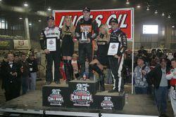 Kevin Swindell, Sammy Swindell and Michael Pickens