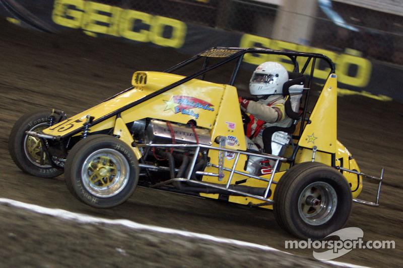 midget racing tx Jackie burke houston