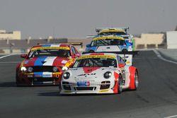 #12 FACH AUTO TECH Porsche 997 GT3 R: Carlo Lusser, Swen Dolenc, Heinz Arnold, Thomas Gruber, Heinz