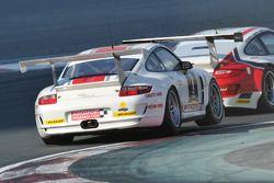 #1 De Lorenzi Racing Porsche 997 GT3 Cup S: Gianluca de Lorenzi, Stefano Borghi, Dario Paletto, Mart