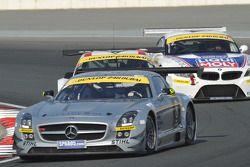 #8 Black Falcon Mercedes Benz SLS AMG GT3: Ralf Schall, Tim Pappas, Bret Curtis, David Horn