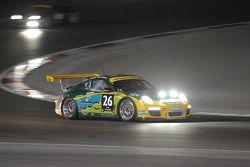 #26 Saudi Falcons by Lechner Racing Porsche 997 Cup: Faisal Binladen, Abdulaziz Al Faisal, Damien Faulkner, Michael Vergers