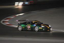 #120 NFS Racing Lotus Evora: Johnny Mowlem, Stefano D'Aste, Leo Mansell, Greg Mansell, Gianni Giudic