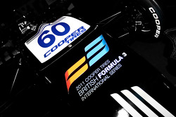 The New British F3 Logo