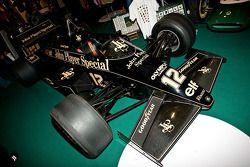 Lotus Renault Айртона Сенны