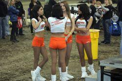 Les Trophy Girls