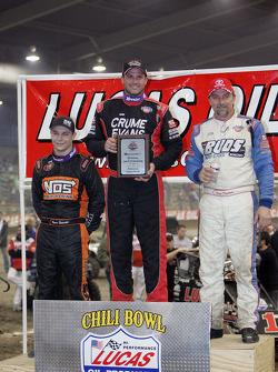 Shane Cottle, Trevor Swindell and Dave Darland