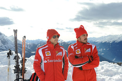 Фелипе Масса, Scuderia Ferrari и Фернандо Алонсо, Scuderia Ferrari