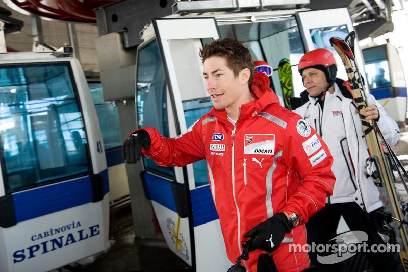 Nicky Hayden, Ducati