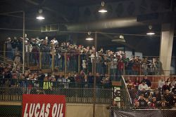 Standing room only at the 25th Lucas Oil Chili Bowl