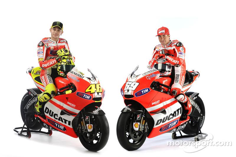 2011: Comienza la aventura con Ducati