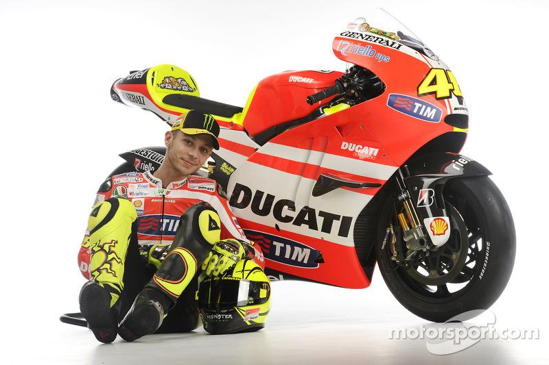 2011 - Ambisi baru, Ducati