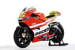 La Ducati Desmosedici GP11