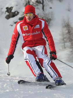 Jules Bianchi, Piloto de pruebas de Scuderia Ferrari
