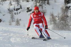 Jules Bianchi, piloto de prueba Scuderia Ferrari