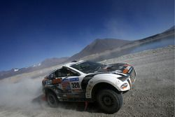 #320 Mitsubishi: Erik Van Loon, Harmen Scholtalbers
