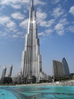 Visit of Dubai