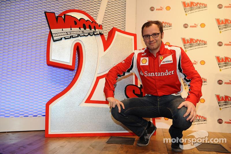 Стефано Доменикали, генеральный директор Scuderia Ferrari